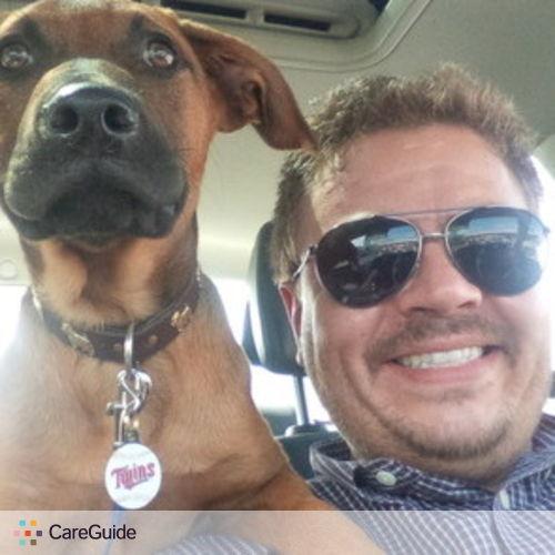 Pet Care Provider Christopher Brodd's Profile Picture