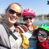 I am a stay-at-home mom of three wonderful kiddos and looking to watch 1 or 2 additional kids a few days a week.