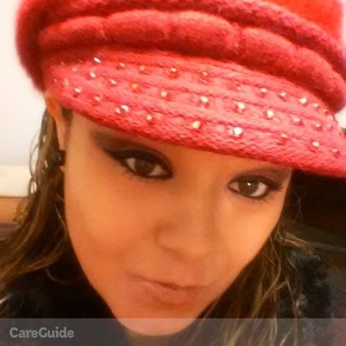 Canadian Nanny Provider Lucia Luna's Profile Picture
