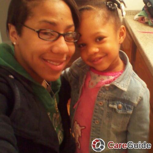 Child Care Provider AMALA HENRY's Profile Picture