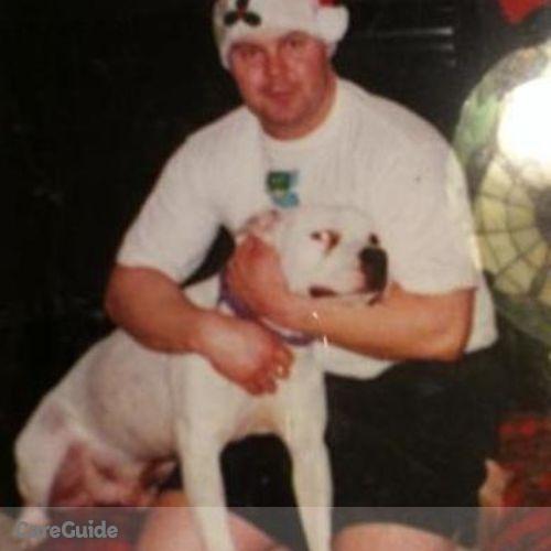 Pet Care Provider Travis Hackney's Profile Picture
