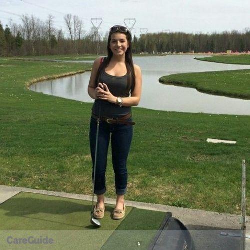 Canadian Nanny Provider Breanna Muller's Profile Picture