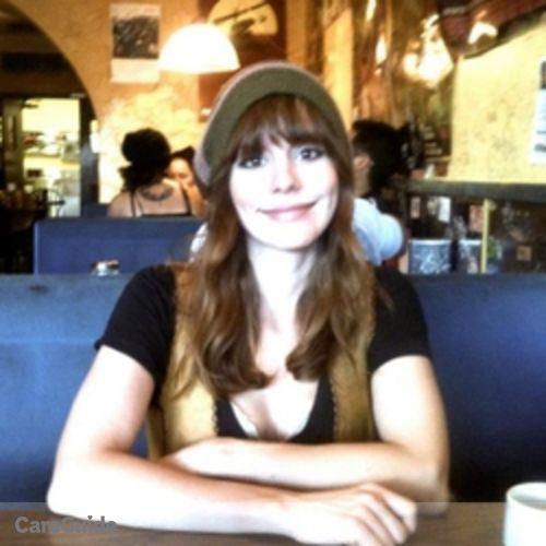 Canadian Nanny Provider Caile Donaldson's Profile Picture