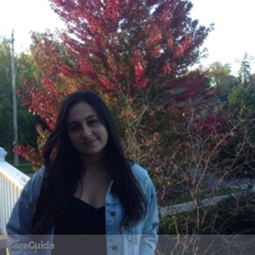 Canadian Nanny Provider Cara Krisman's Profile Picture
