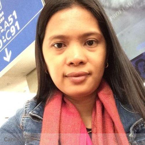 Canadian Nanny Provider Ma. Conchita Reniva's Profile Picture