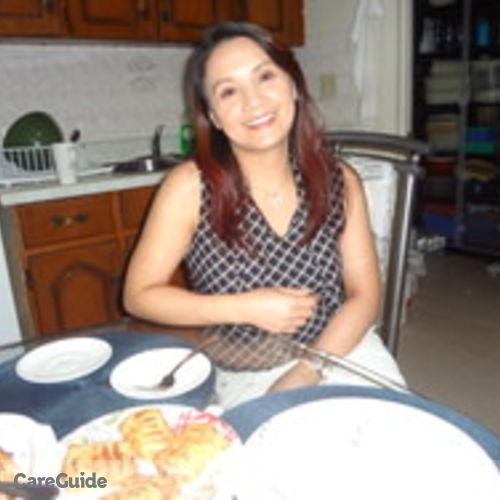 Canadian Nanny Provider Raquel Diwayan's Profile Picture