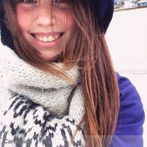 Canadian Nanny Provider Camille Leblanc's Profile Picture