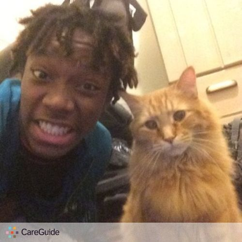 Pet Care Provider Kwame Simpson's Profile Picture
