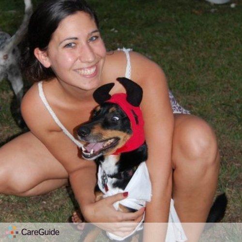 Pet Care Provider Sarah Evans's Profile Picture