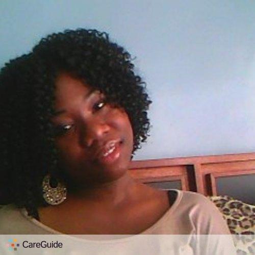 Child Care Provider Shadae M's Profile Picture