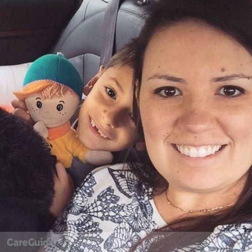 Canadian Nanny Provider Bruna Monzillo's Profile Picture