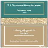 I have my own cleaning business and would love to hear from you!