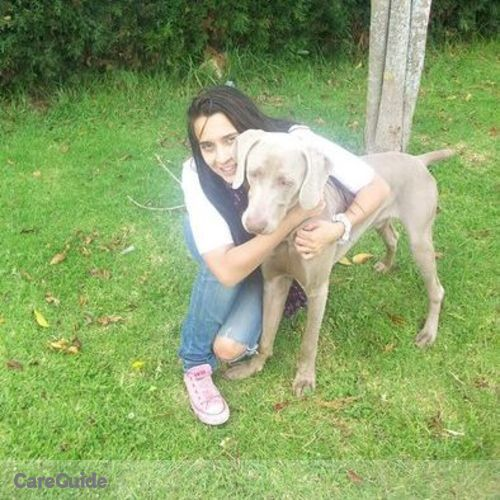 Pet Care Provider Johanna Lozano's Profile Picture