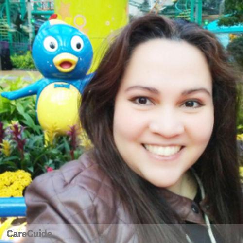 Canadian Nanny Provider Silvia Nunez's Profile Picture