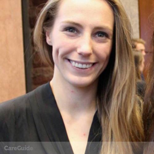 Canadian Nanny Provider Laila 's Profile Picture