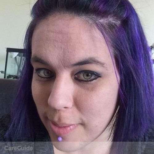 Canadian Nanny Provider Crystal I's Profile Picture