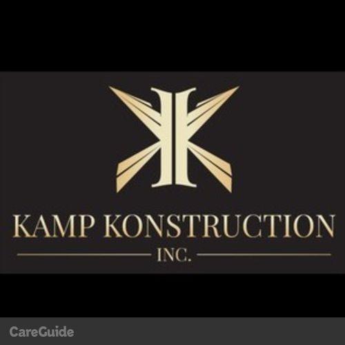 Painter Provider Kamp Konstruction's Profile Picture