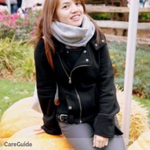 Canadian Nanny Provider Chona 's Profile Picture