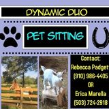 Dynamic Duo Pet Sitting Service
