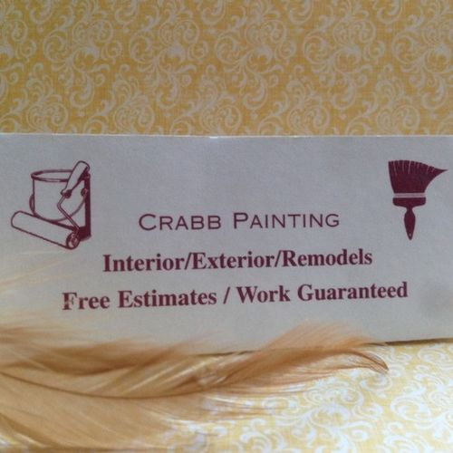 Painter Provider Bobby Crabb's Profile Picture