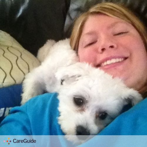 Pet Care Provider Amanda Bierkamp's Profile Picture
