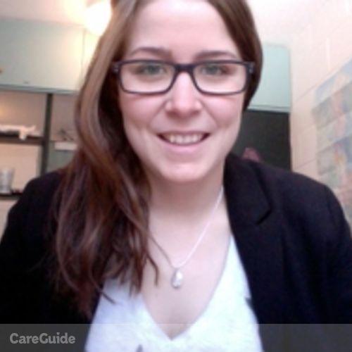 Canadian Nanny Provider Shannon Hunter's Profile Picture