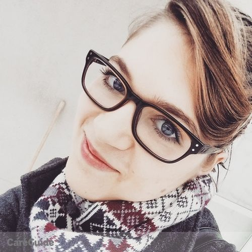 Canadian Nanny Provider Maggie Gehman's Profile Picture
