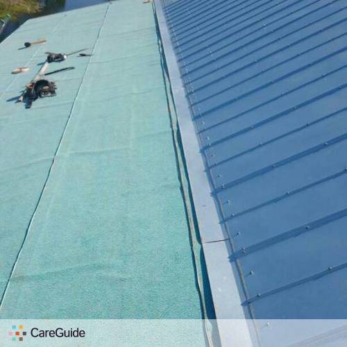Roofer Job Ira H's Profile Picture