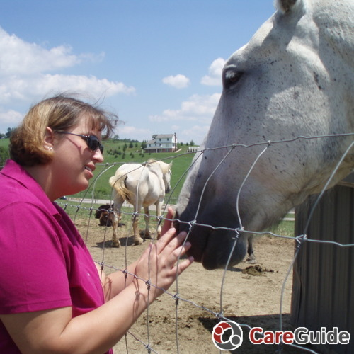 Pet Care Provider Tina VanderEnde's Profile Picture