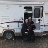 Large, small and farm animal caretakers who come to you. Full-time motor-home travelers, handyman with tools.