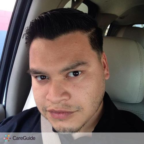 House Sitter Provider Angel Zapata's Profile Picture