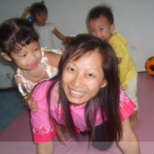 Canadian Nanny Provider Duangrudee W's Profile Picture