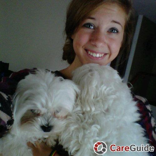 Pet Care Provider Morgan Tyler's Profile Picture