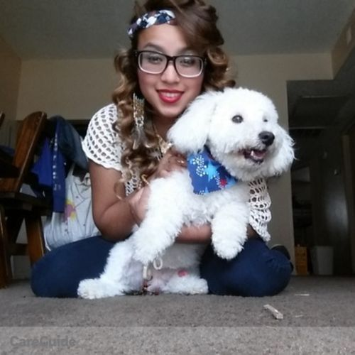 Pet Care Provider Alexandra Uvalle's Profile Picture
