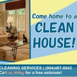 House Cleaning Company, House Sitter in Jacksonville