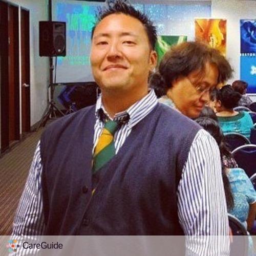 Tutor Provider Joe Yoo's Profile Picture