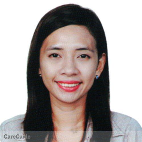 Canadian Nanny Provider Francine Janna Albero's Profile Picture
