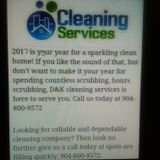 Big or small, we clean it all... Reliable licensed and insured housekeeper.