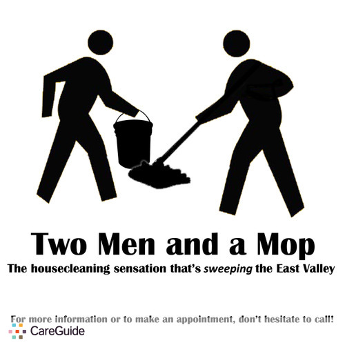 Housekeeper Provider 2 Men and a Mop 's Profile Picture