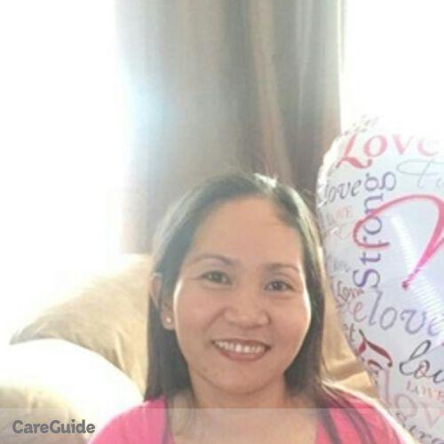 Canadian Nanny Provider Visitacion E's Profile Picture