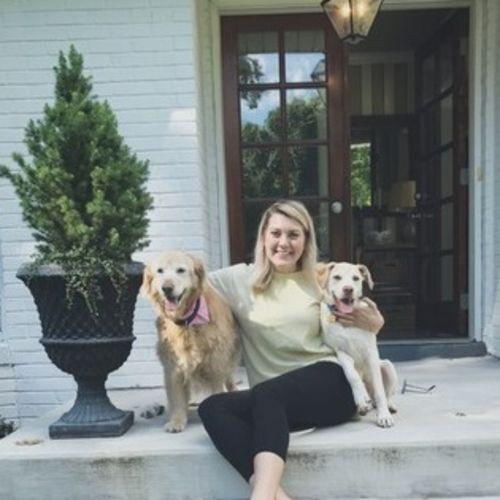 Pet Care Provider Savannah L's Profile Picture
