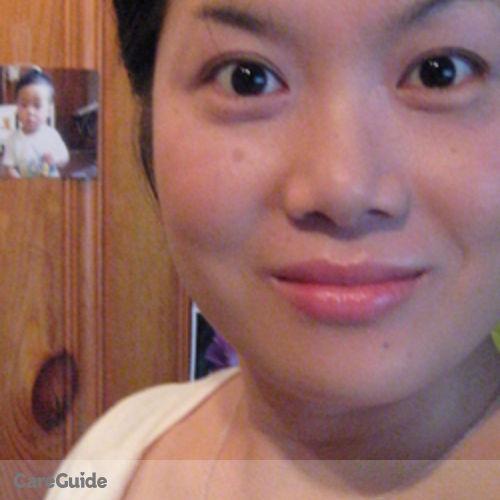 Canadian Nanny Provider Maggie W's Profile Picture