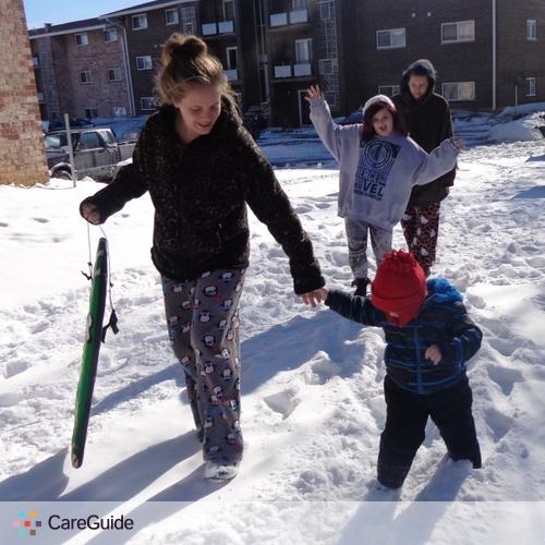 Child Care Provider Nicole Nowland's Profile Picture