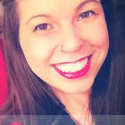 Canadian Nanny Provider Amanda Candela's Profile Picture