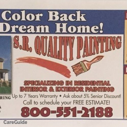 Painter Provider S.R. Quality Painting's Profile Picture