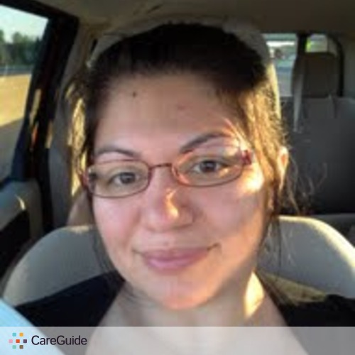 Child Care Provider Jasmine Martinez's Profile Picture
