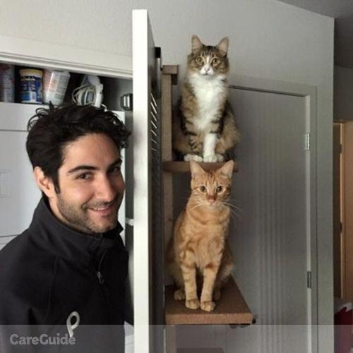 Pet Care Job Phil Rabin's Profile Picture
