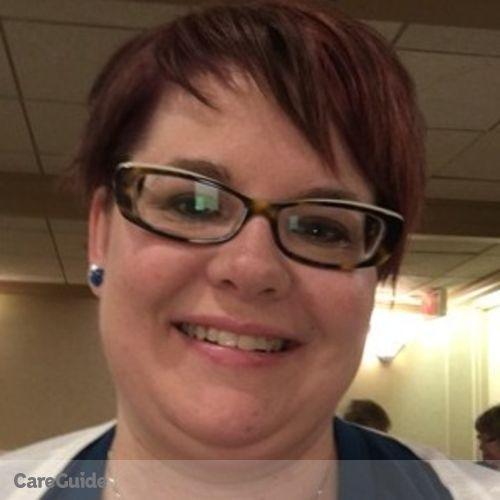 Canadian Nanny Provider Kristin Anderson's Profile Picture