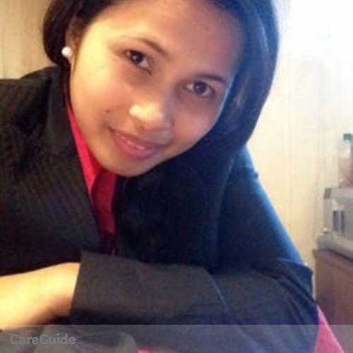 Canadian Nanny Provider Enjelee Joy Bucar's Profile Picture