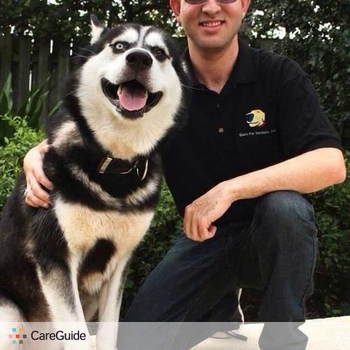 Pet Care Provider Eric Simon's Profile Picture